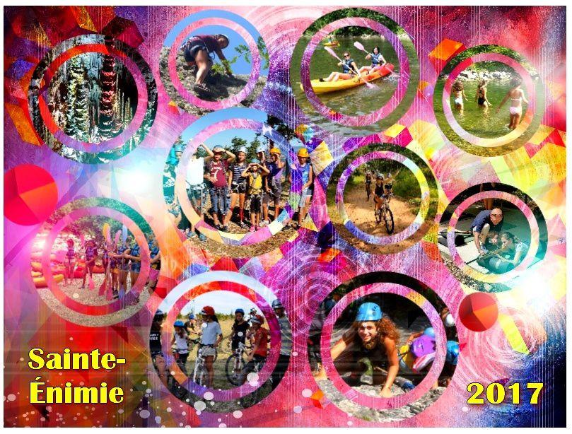 Camp Sainte-Énimie 2017 : Samedi 5 août