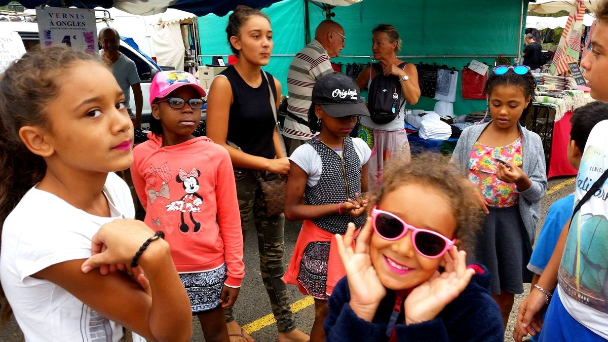 Camp Valras : Jeudi 24 août