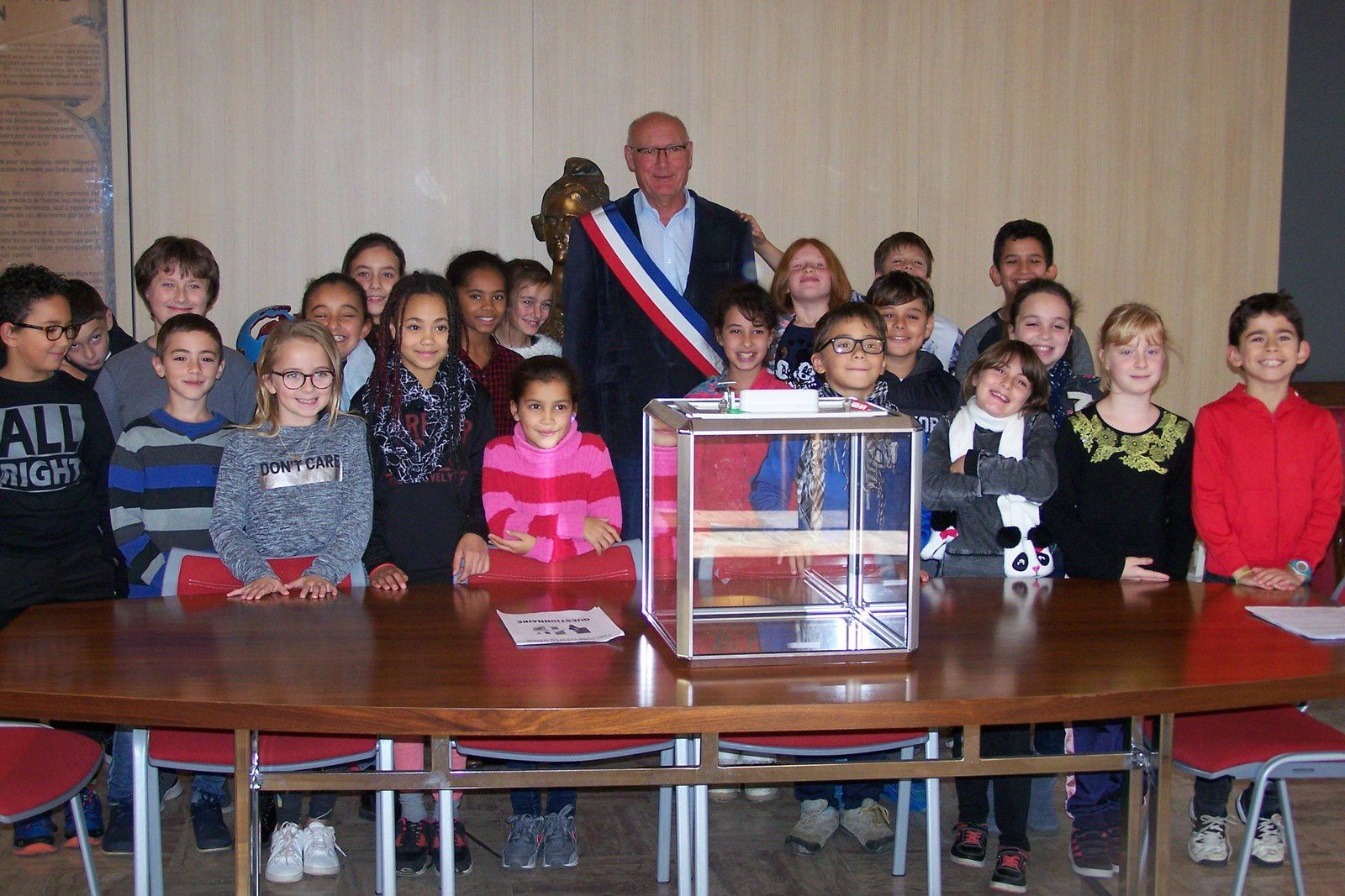 PARCOURS CITOYENS MAIRIE