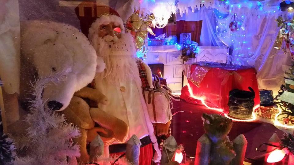 ME VH : Maison du Père Noël en Centre Ville