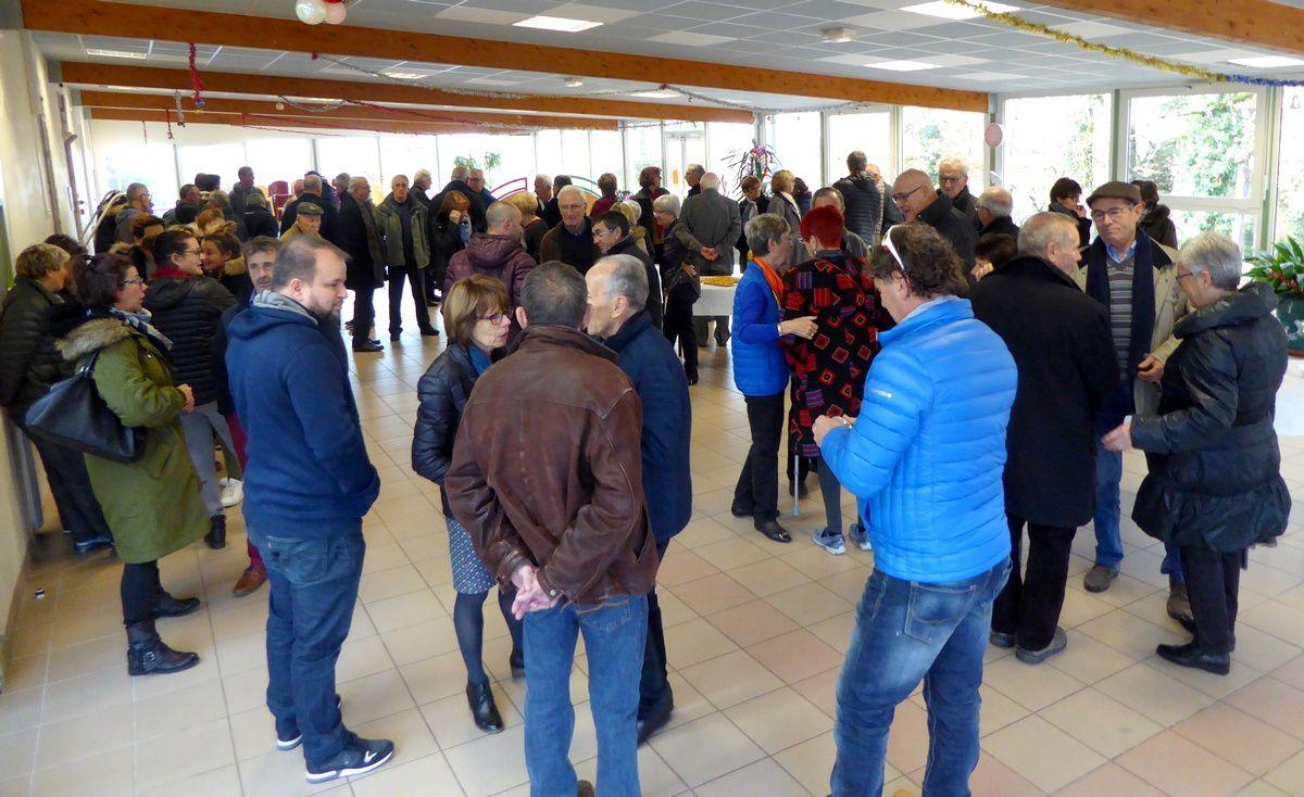 La Courbe rend hommage à Bernard Ladet