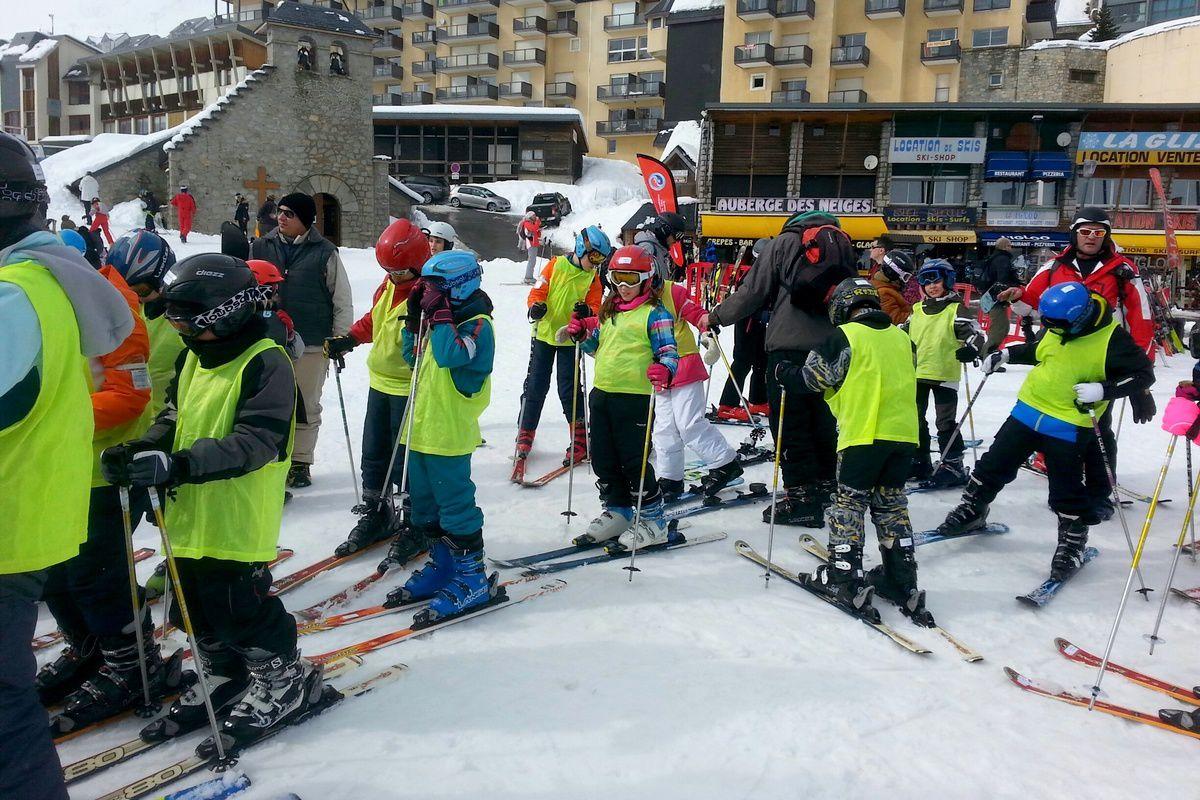 Séjour Ski : Lundi 19 février