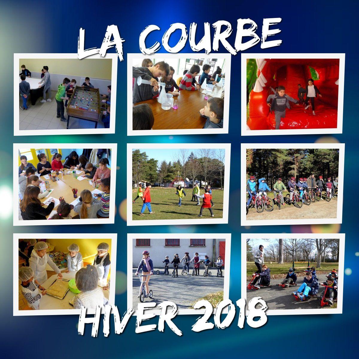 La Courbe Hiver 2018 : Vendredi 2 mars