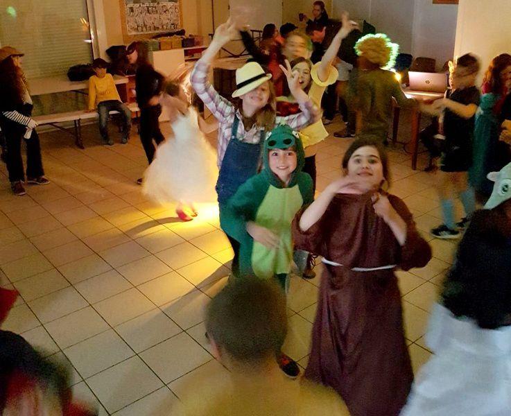 ME Albertarié : Carnaval interne