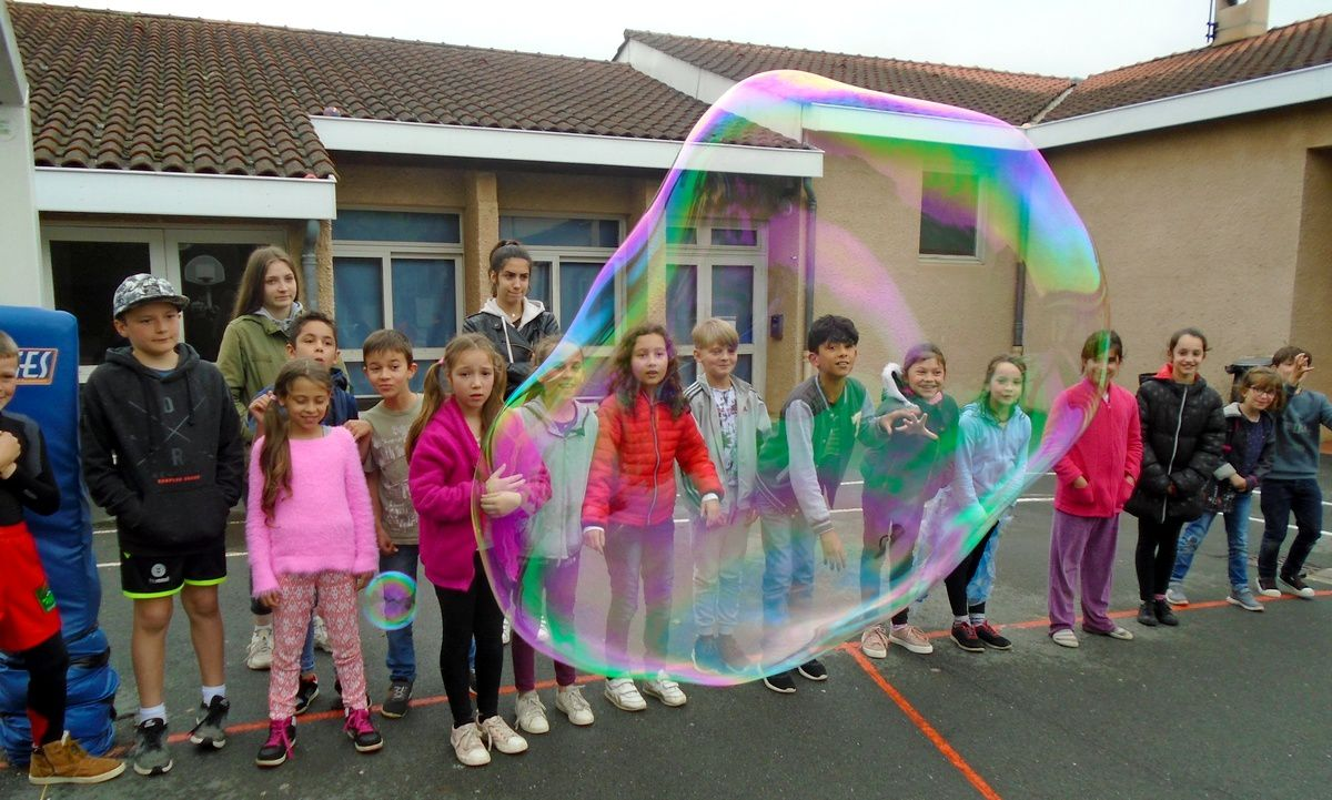 ME Albertarié : ça bulle avec le Savant Fou