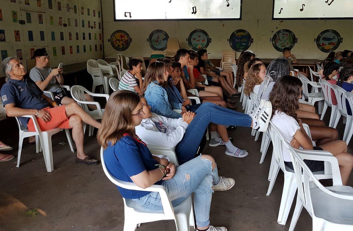 Camp Arcachon 1° séjour 2018 : Mercredi 11 juillet