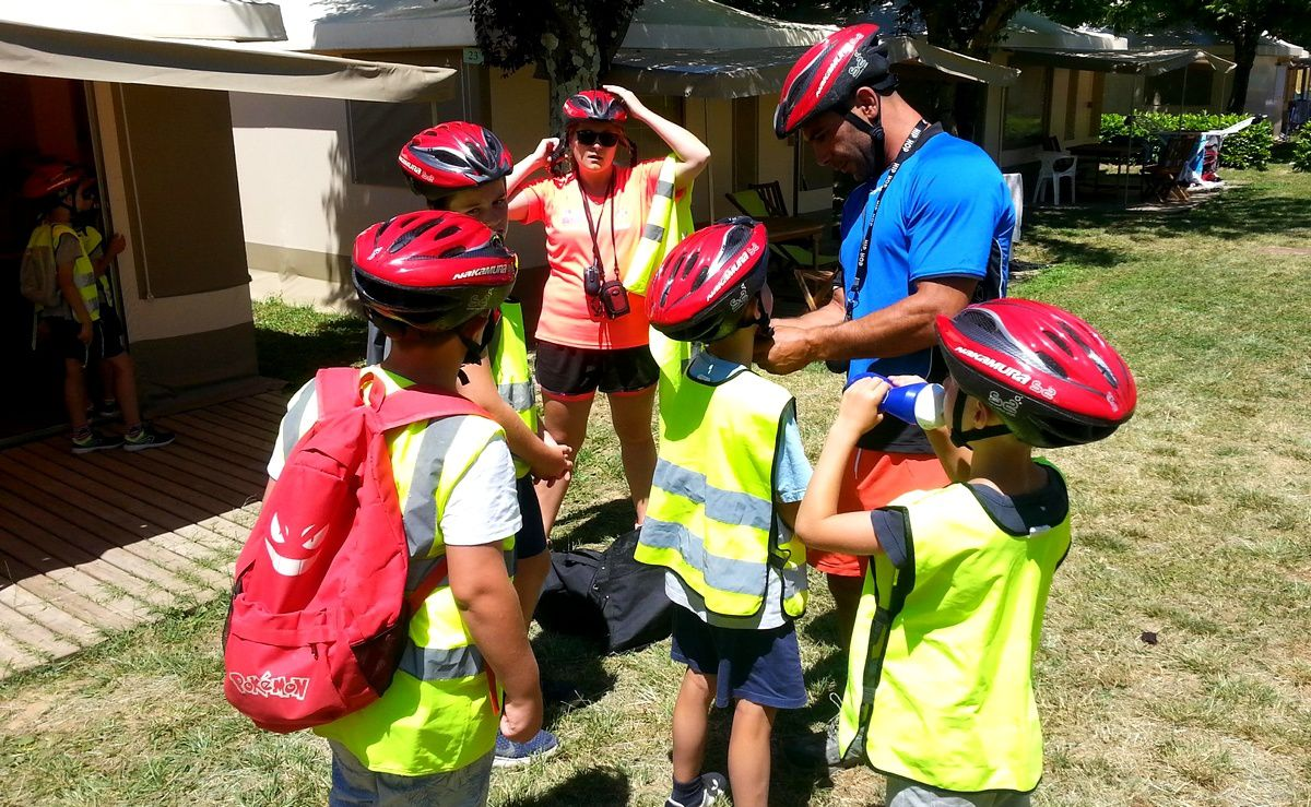 Camp St-Antonin 1° séjour 2018 : Mercredi 11 juillet