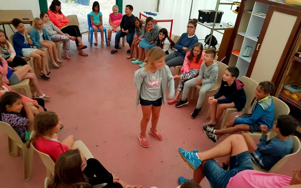 Camp Arcachon 2°s. 2018 : Mardi 17 juillet