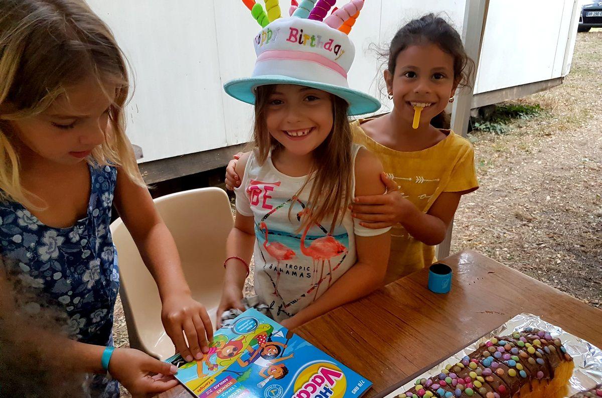 Camp Arcachon 2°s. 2018 : Vendredi 20 juillet
