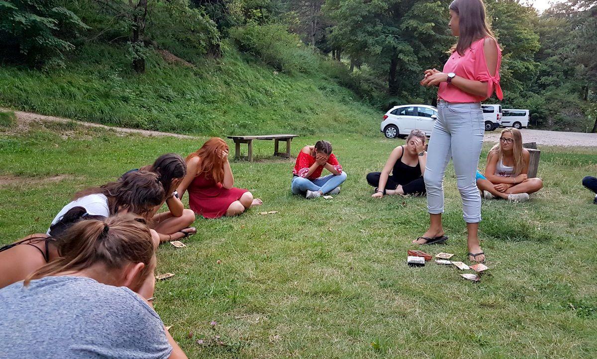 Camp Sainte-Énimie 2018 : Mardi 31  juillet