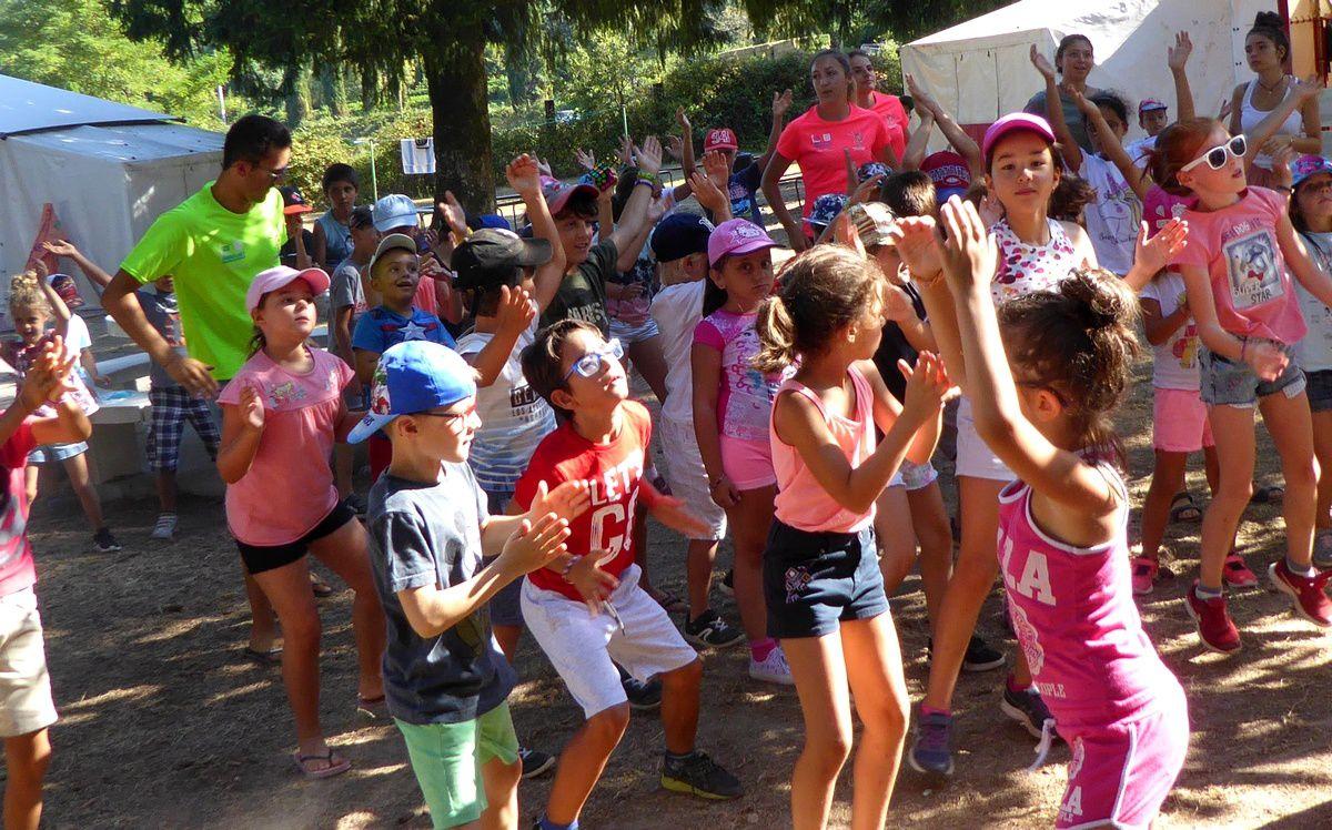 Danse du matin (7-11 ans)