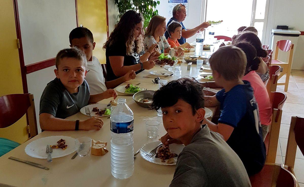 Camp de Valras 2018 : Dimanche 19 août