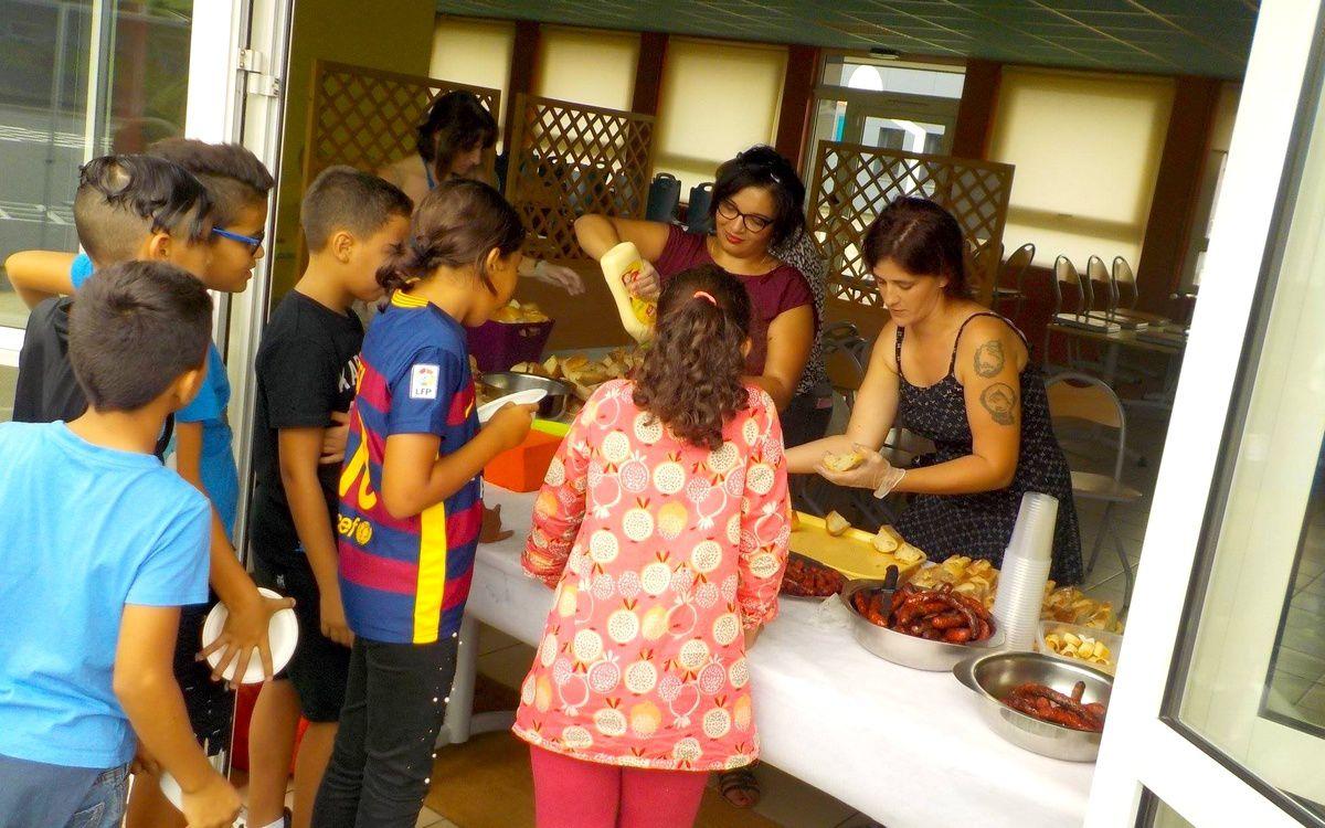 ME En Gach : Repas partagé & anniversaires