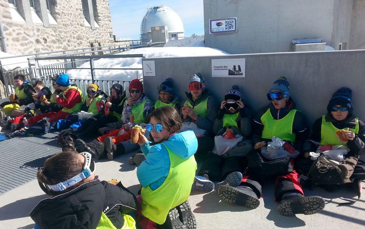 Séjour Ski 2019 : Jeudi 28 février