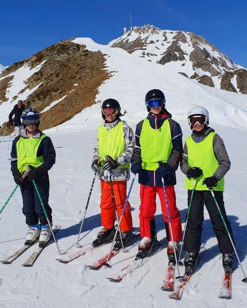 Séjour Ski 2019 : Vendredi 1° mars