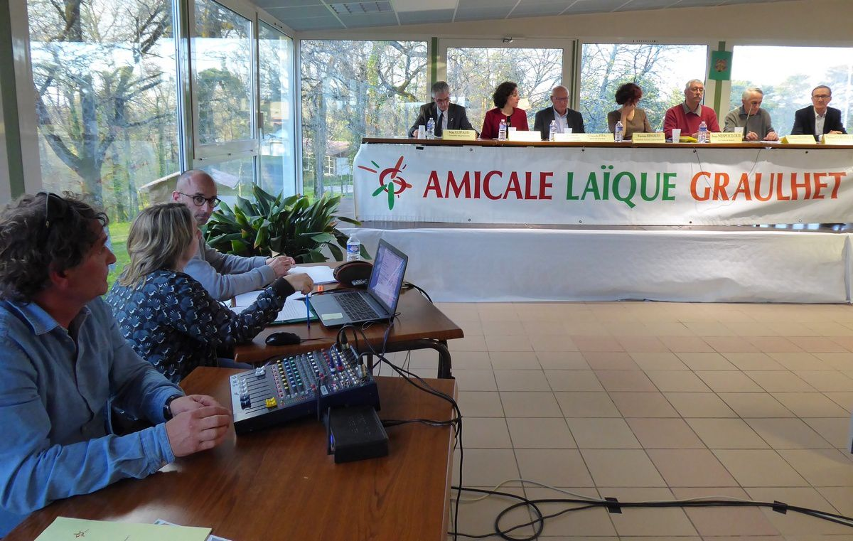 ALG : Assemblée Générale 2019
