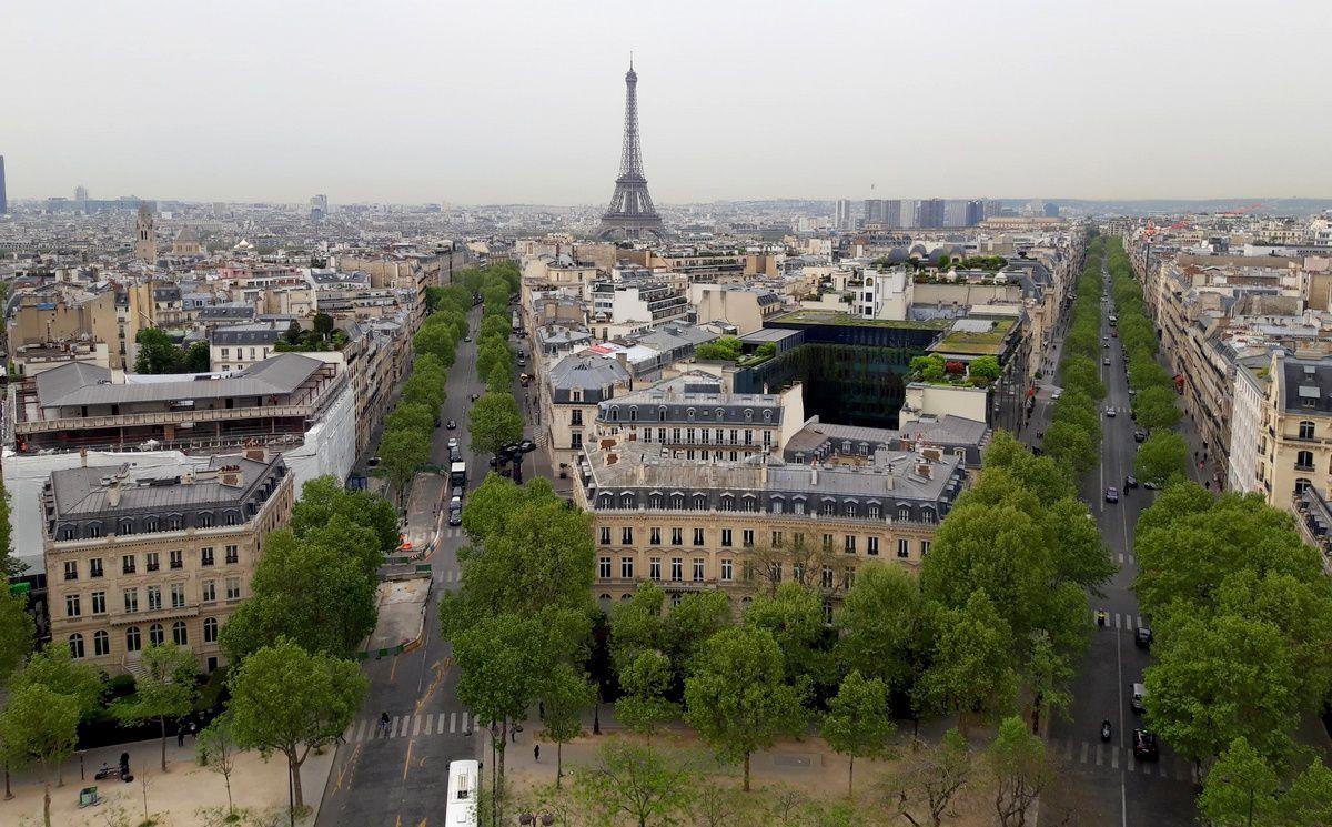 Séjour Paris 2019 : Mardi 23 avril