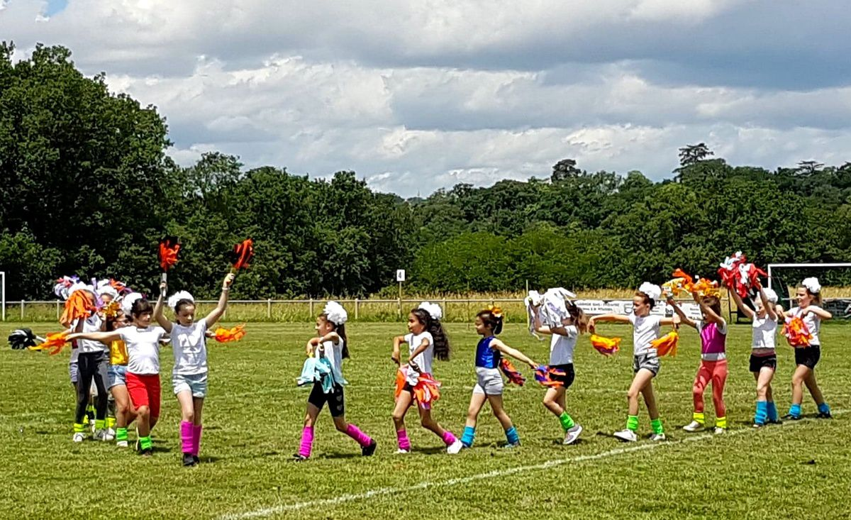 ME Albertarié : Tournoi de foot à Briatexte
