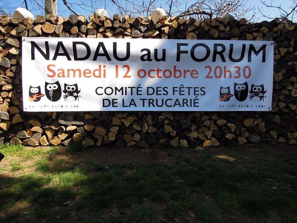 12 octobre : Fiesta en baisser de rideau de Nadau