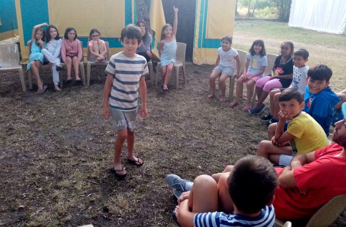 Camp Arcachon 2019 : Lundi 15 juillet