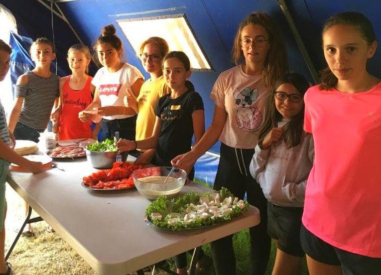 Camp St-Antonin 2019 : Mercredi 17 juillet