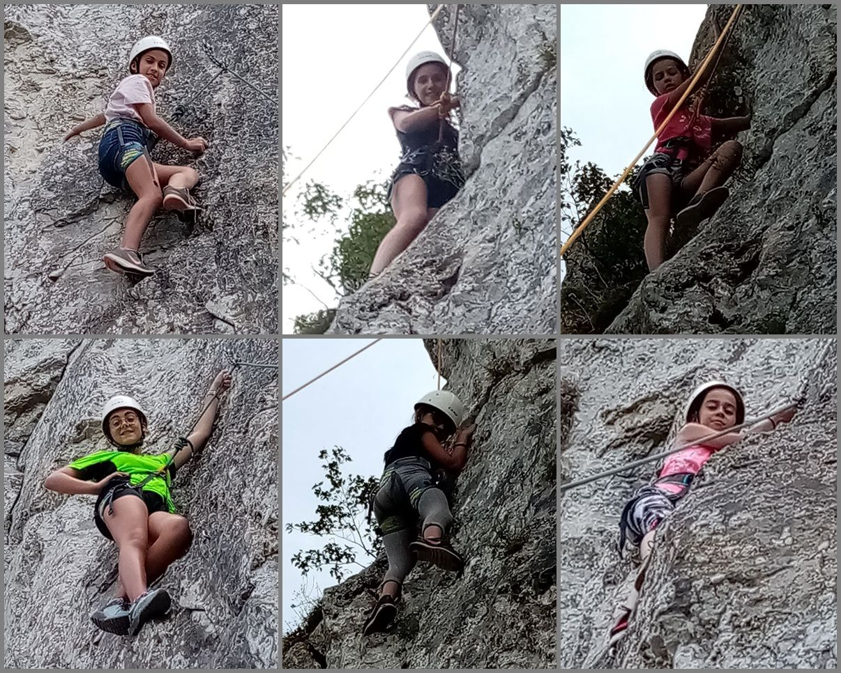 Camp St-Antonin 2019 : Jeudi 18 juillet