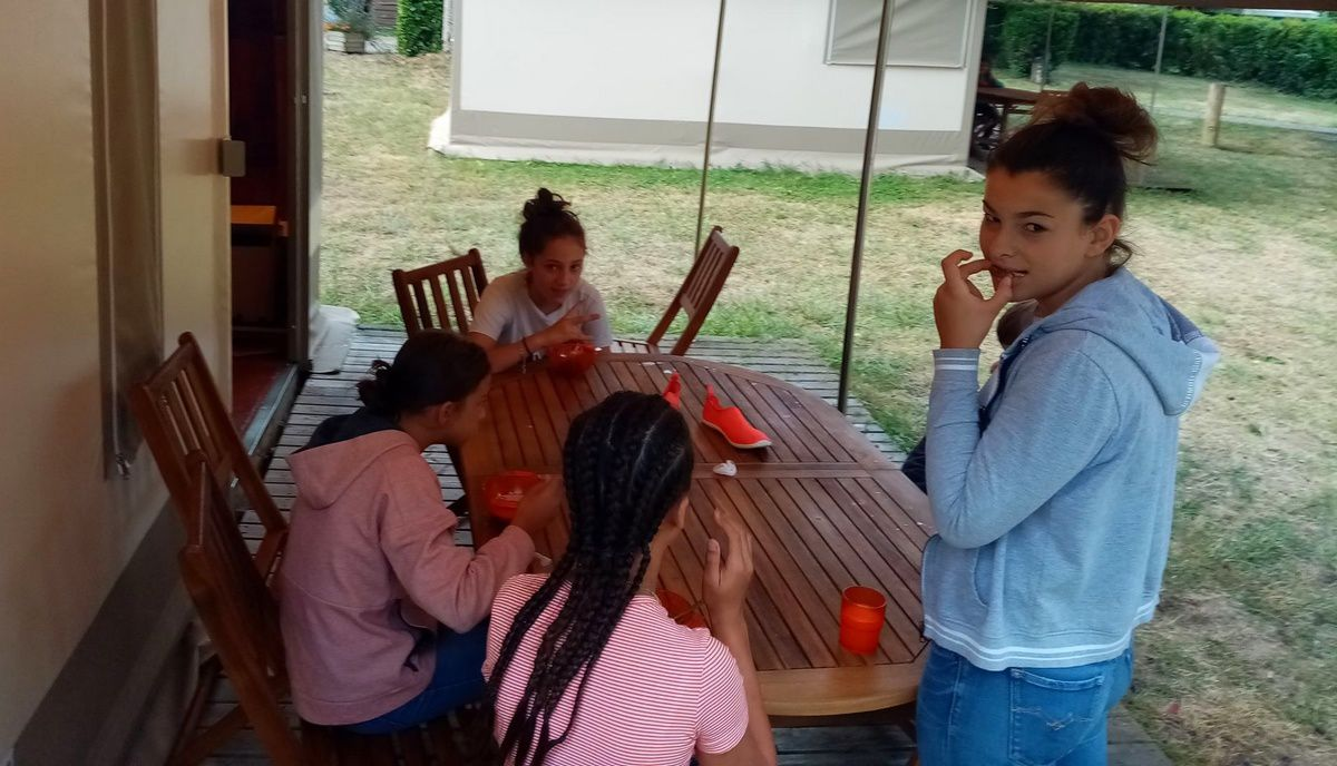 Camp St-Antonin 2019 : Samedi 20 juillet