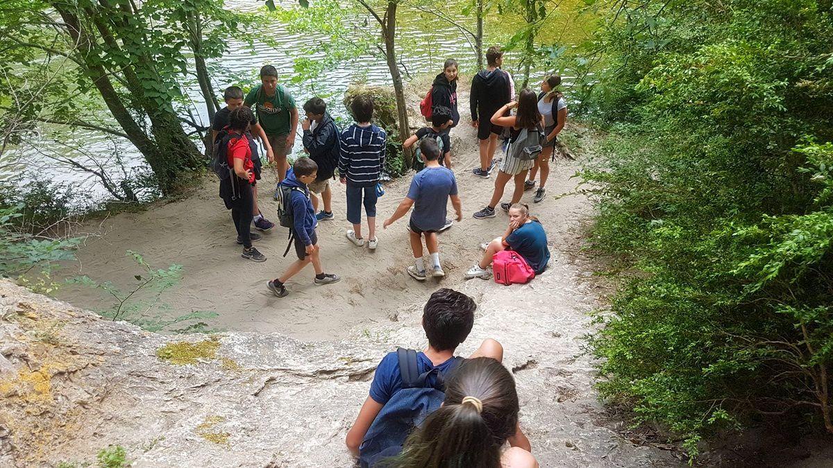 Camp Ste-Énimie 2019 : Mardi 30 juillet