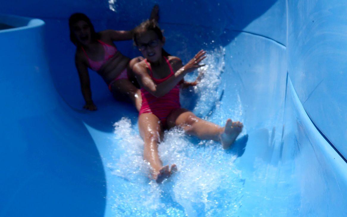 La Courbe été 2019 : Côté piscine