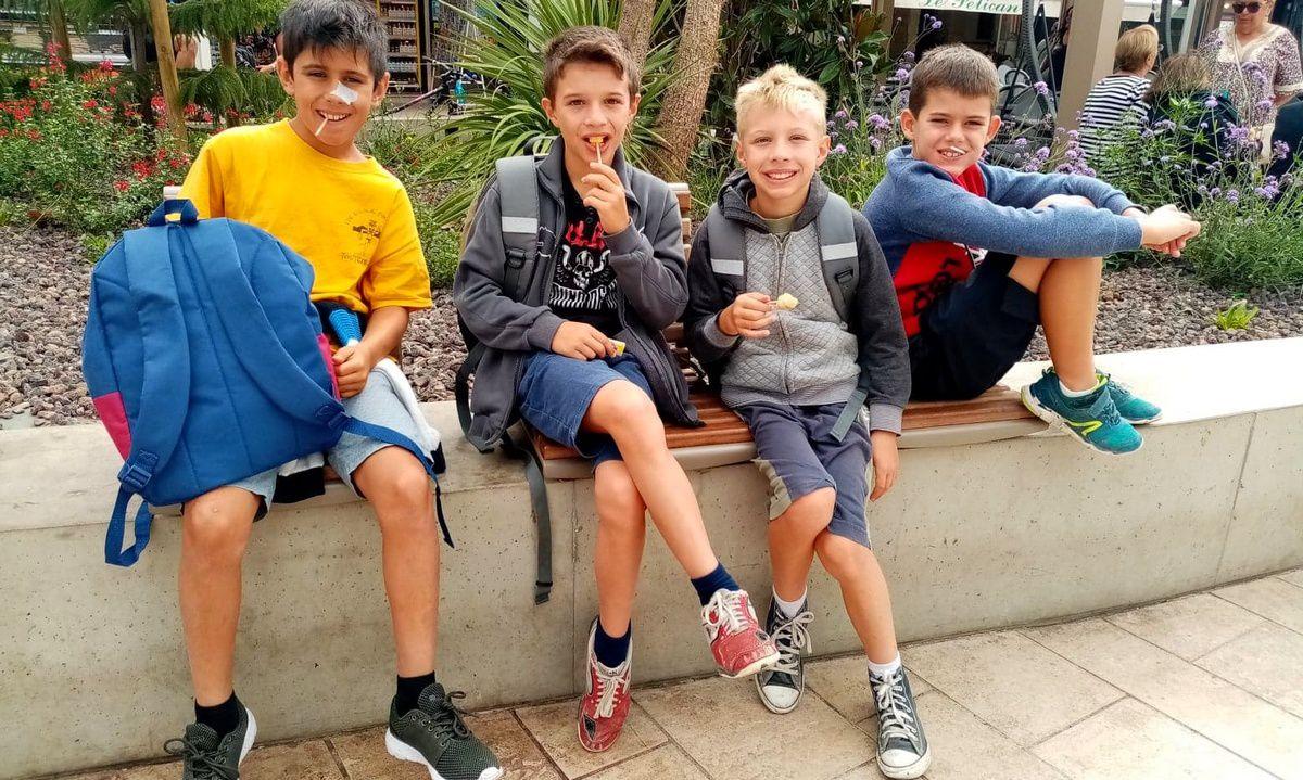 Camp Valras 2019 :  Mardi 20 août