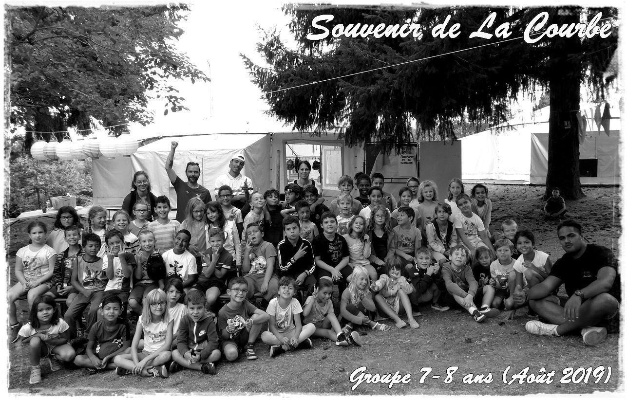 Groupe des 7-8 ans