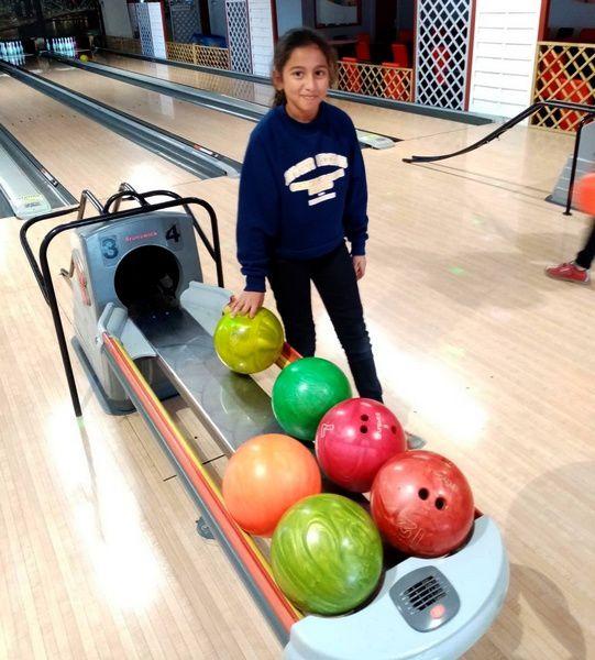 ME Victor Hugo : Les grands au bowling
