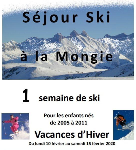 Séjours Neige et Ski 2020 à La Mongie