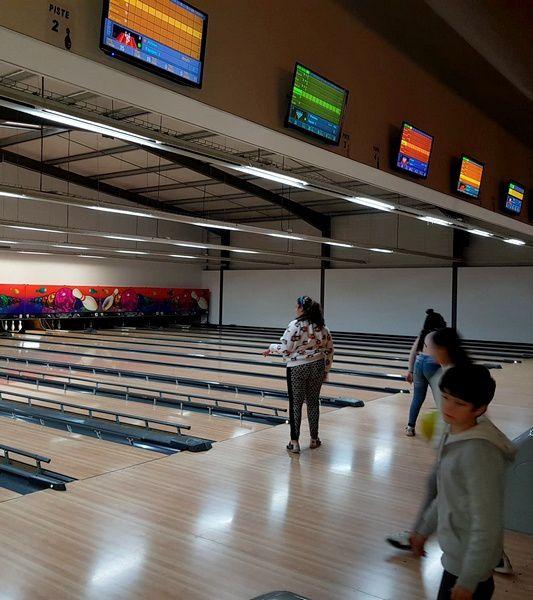 ME En Gach : Sortie au bowling