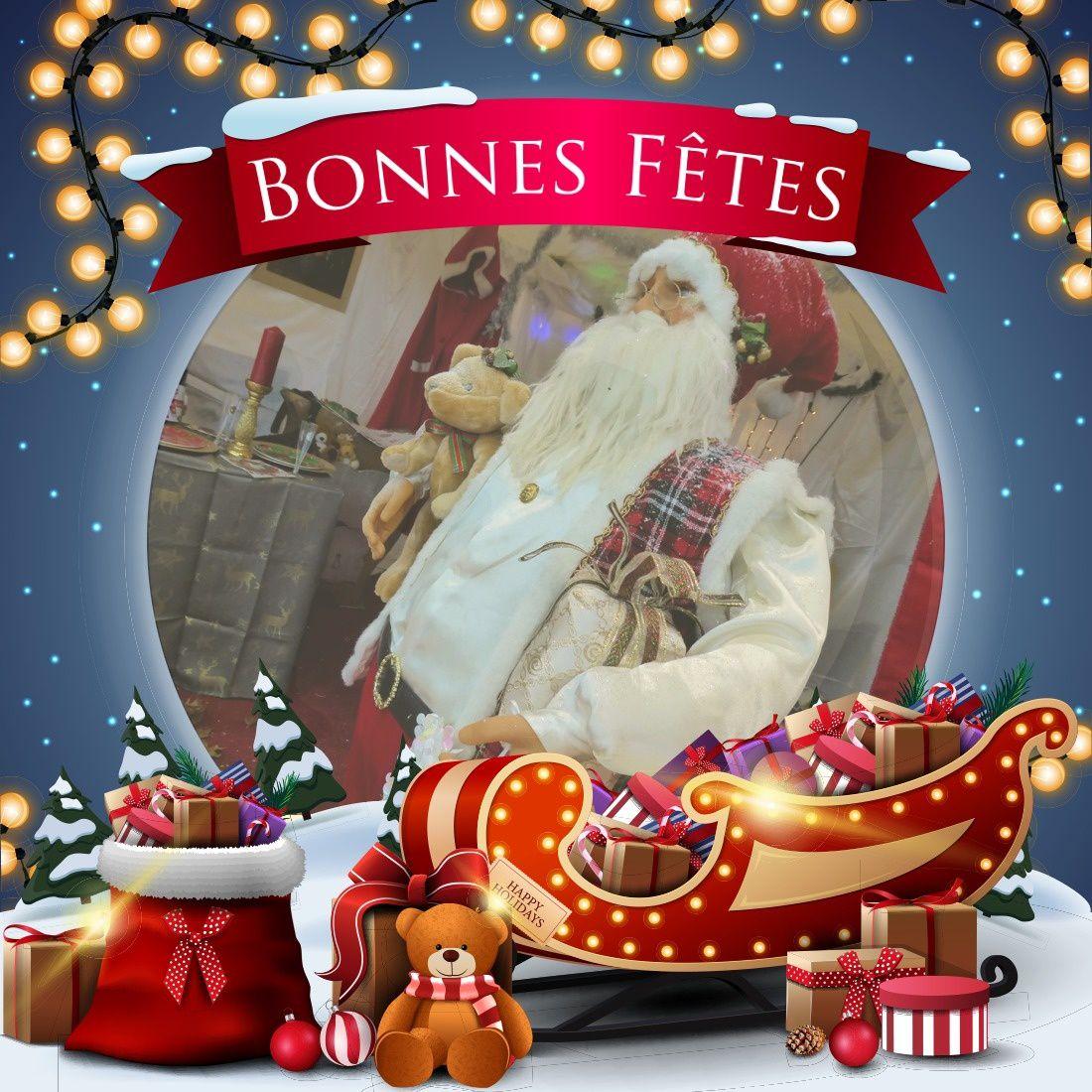 ME Victor Hugo : Maison du Père Noël 2019