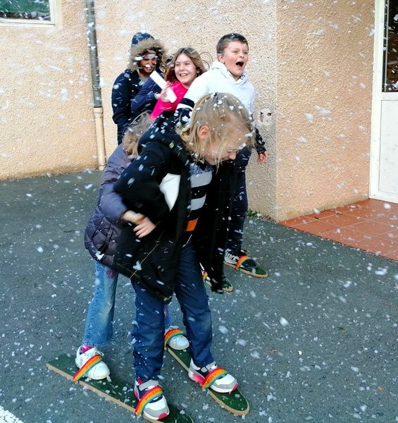 ME Albertarié : Kermesse de Noël
