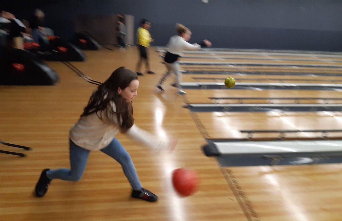 ME Albertarié : Au bowling