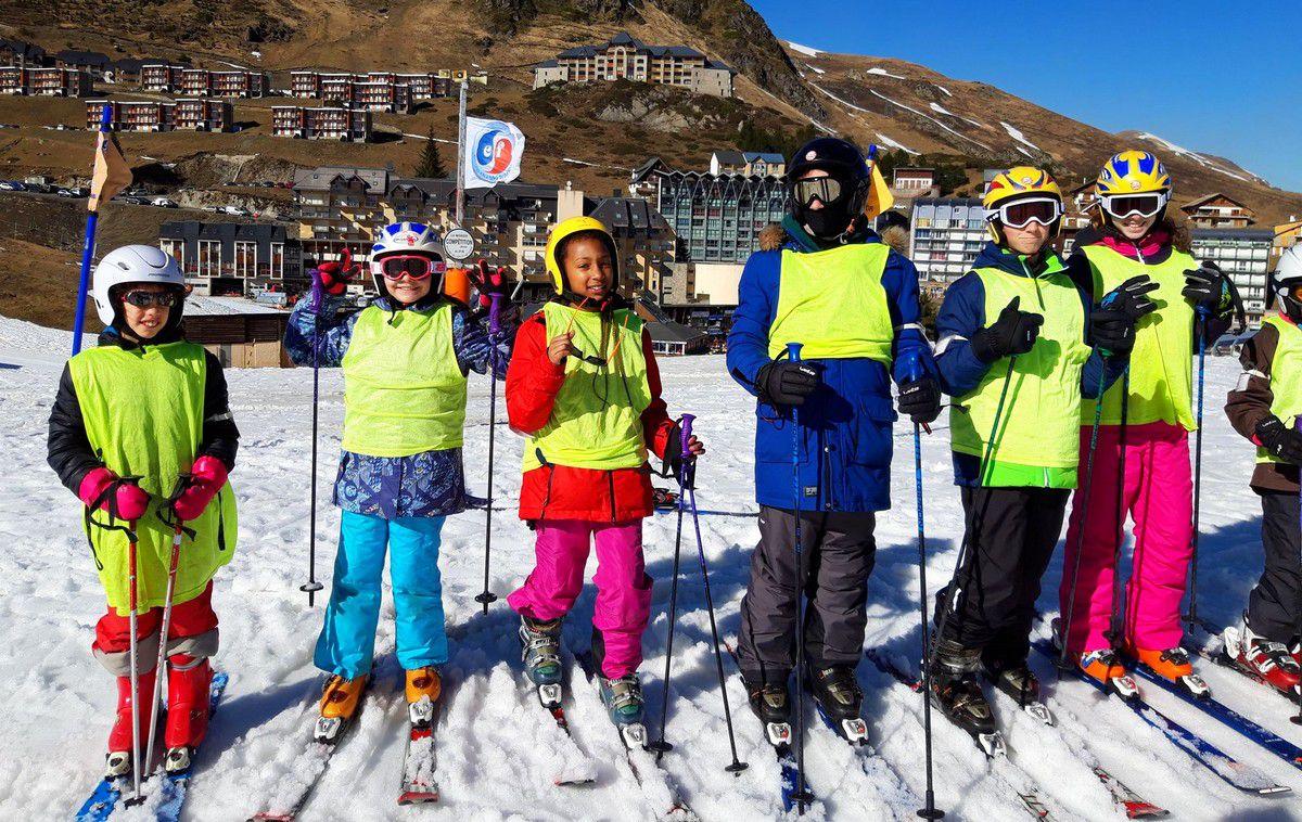 Séjour Ski 2020 : Lundi 10 février