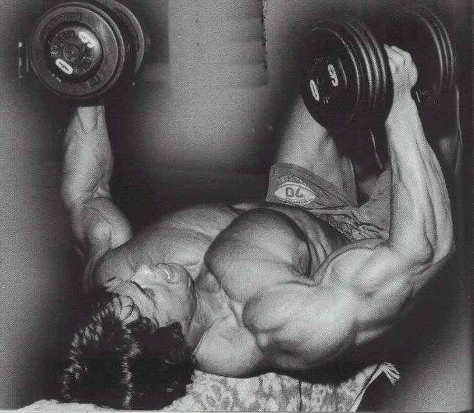 Training Pecs Upper - Middle - Lower Chests