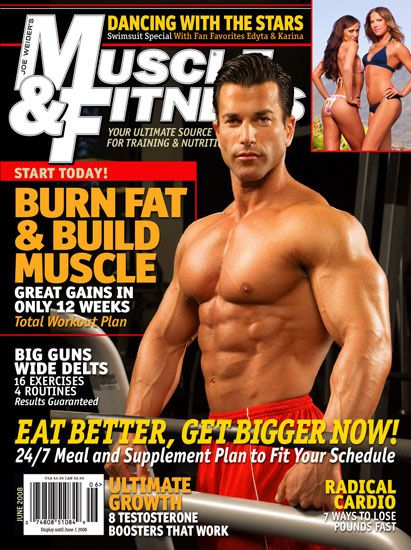 Muscle & Fitness - ARCHIVES