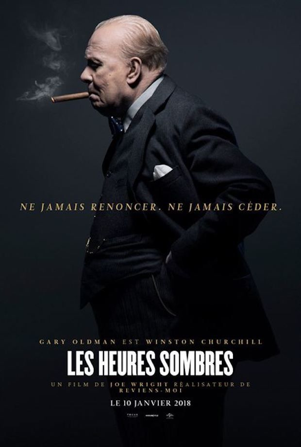 Les Heures sombres...