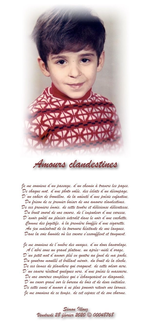 Amours clandestines...