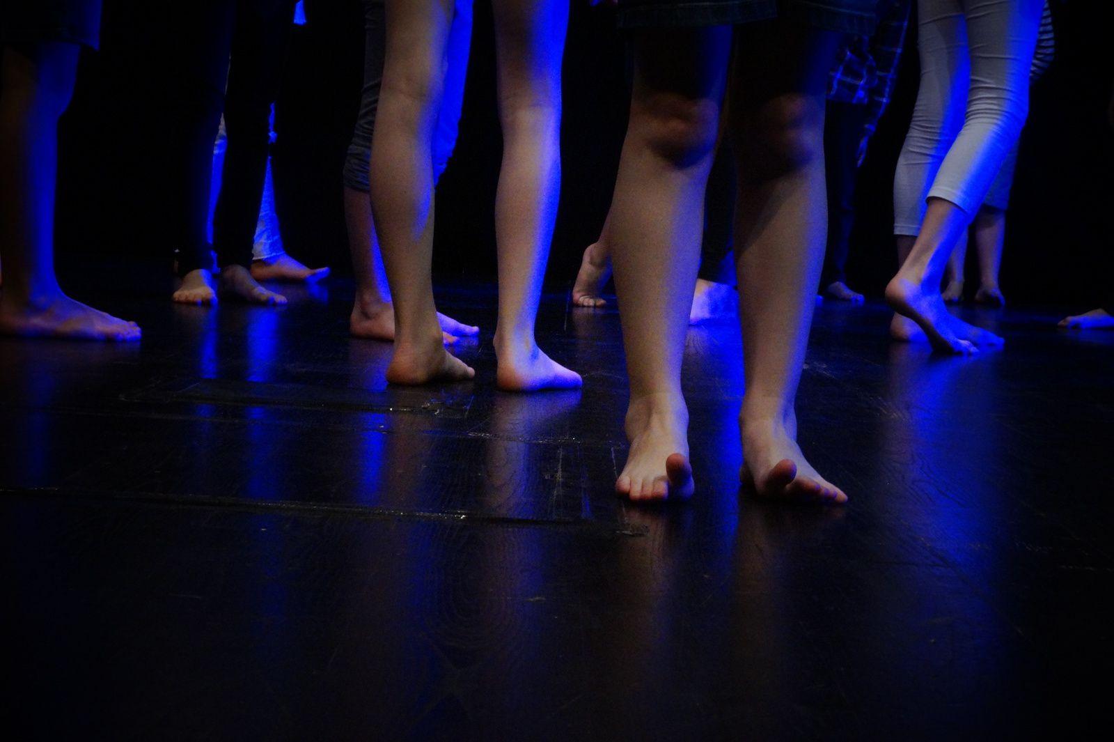Ateliers Théâtre et Danse contemporaine : les inscriptions.... Go !