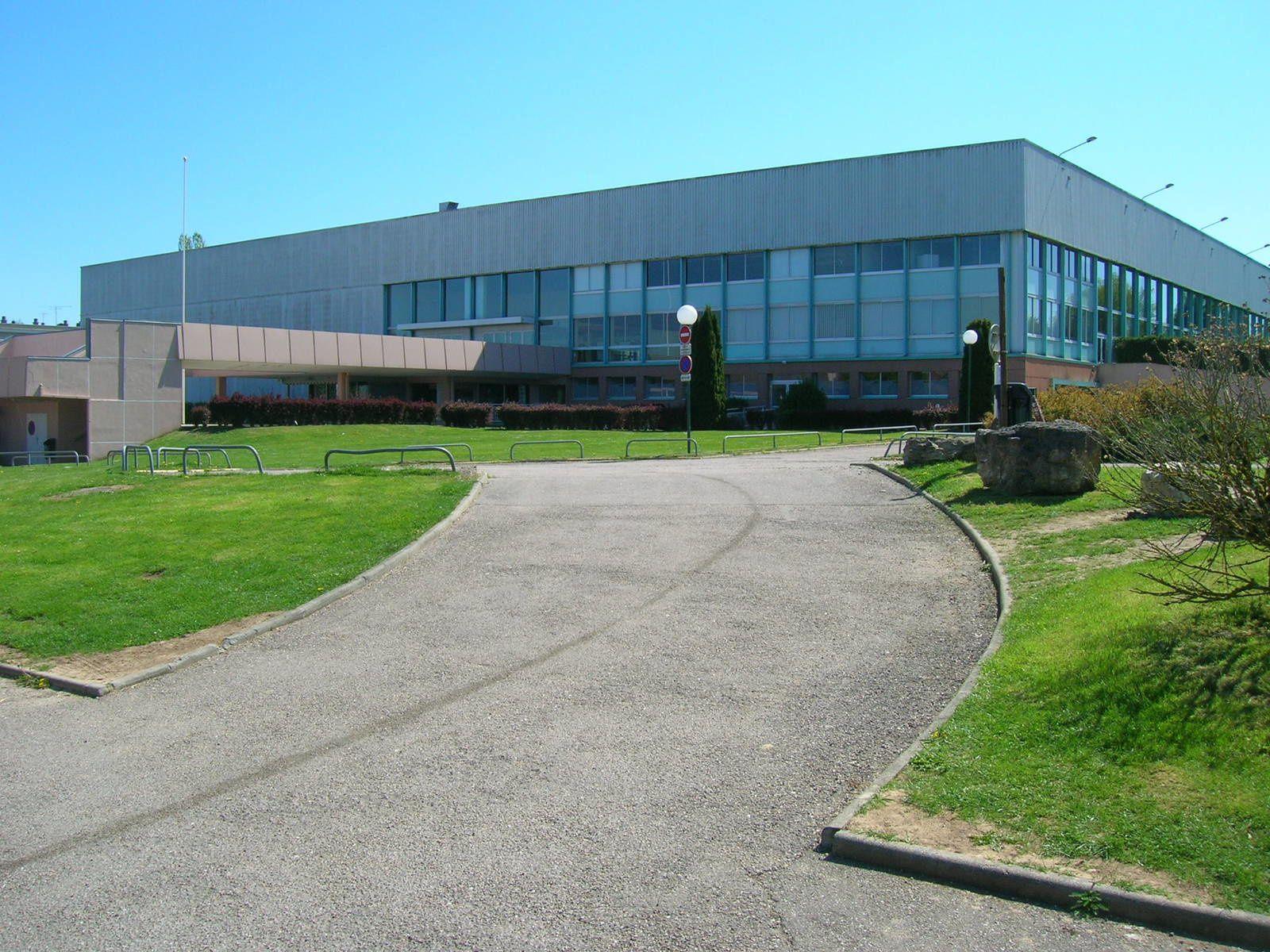 Le centre Olympique de préparation omnisports