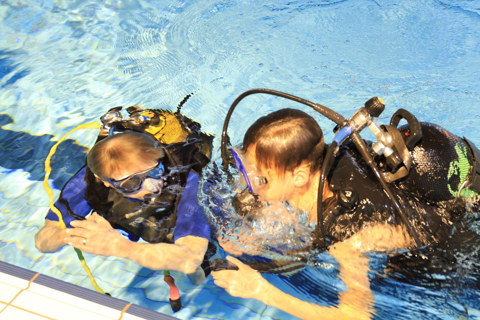 Qui n'a jamais rêvé de respirer sous l'eau ?