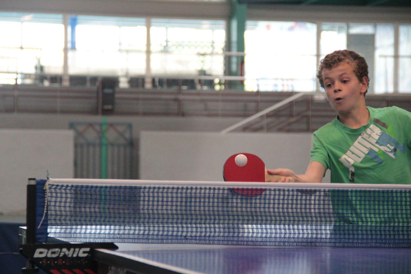 Tournoi de Football, Ping-Pong, Ultimate, Thèque, Badminton...