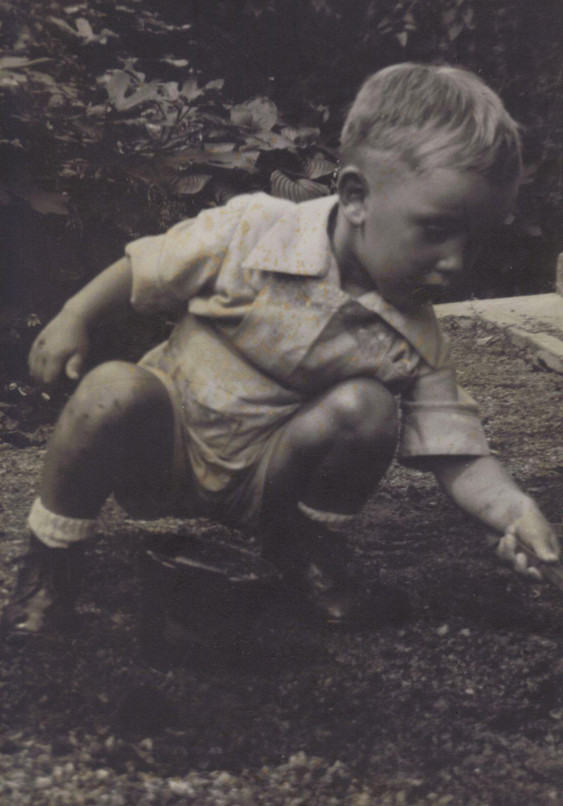 Vers l'âge de 3 ans