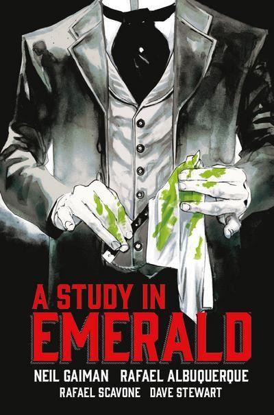 Le Vert est la couleur du désespoir  /  A study in emerald  Vs.  Inferno
