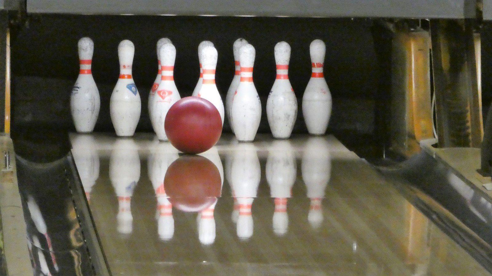 C'était le 9 février, résultats du Bowling....