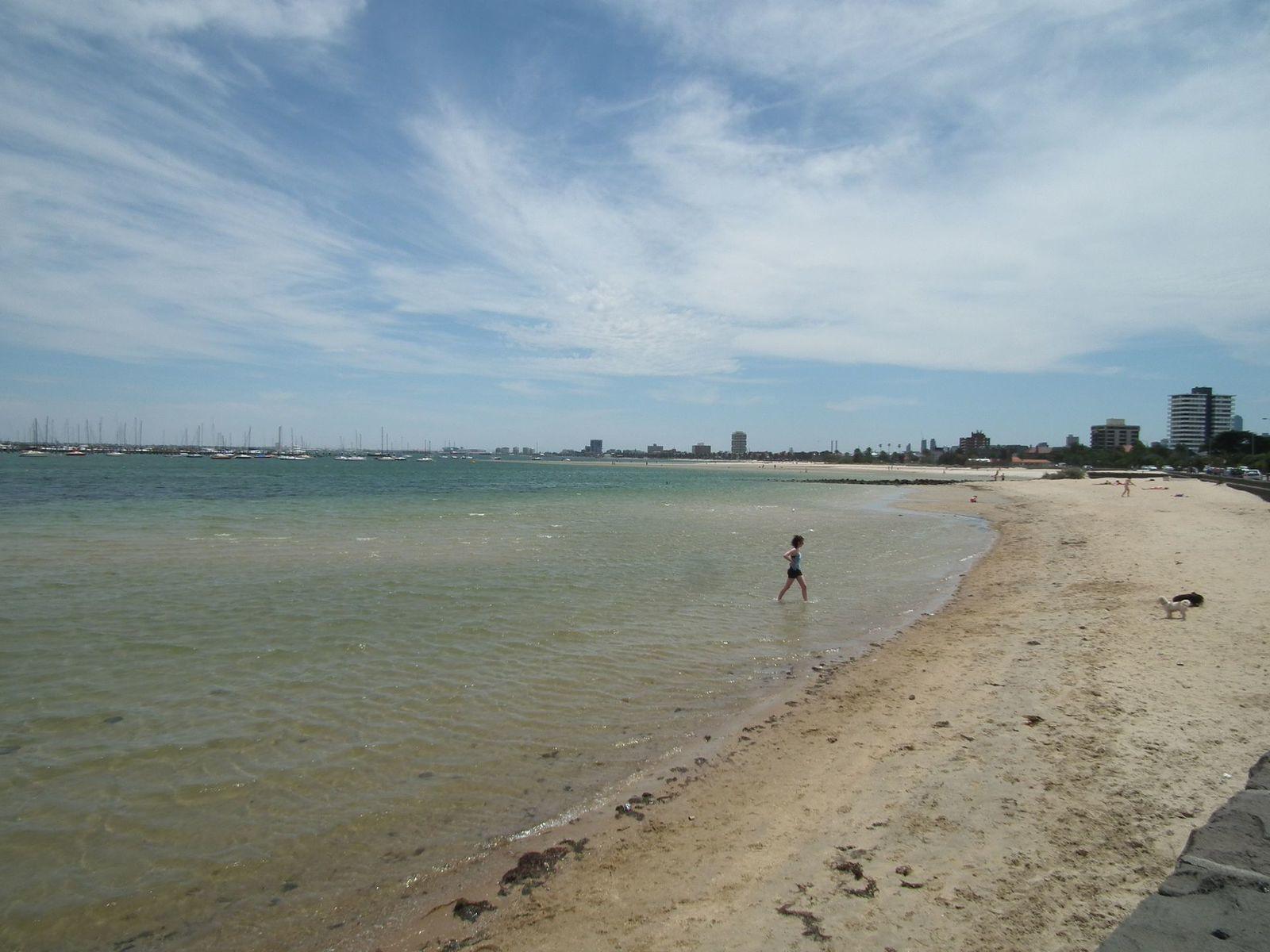 Adieu Melbourne, St Kilda